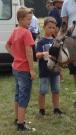 Die Attraktion - ein Eselgespann