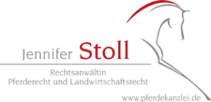 Logo Pferdekanzlei Jennifer Stoll 314x152
