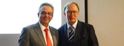 Erster Vorsitzender des Kreispferdesportverbands Aachen ausgezeichnet