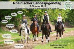 Plakat Landesjugendtag 2016