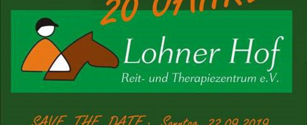20 JAhre Lohner Hof 1
