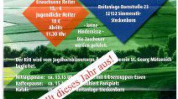 Plakat Steckenborn _Absage 2019